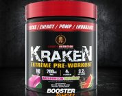 Sparta Nutrition – KRAKEN (US-Version)  im Test