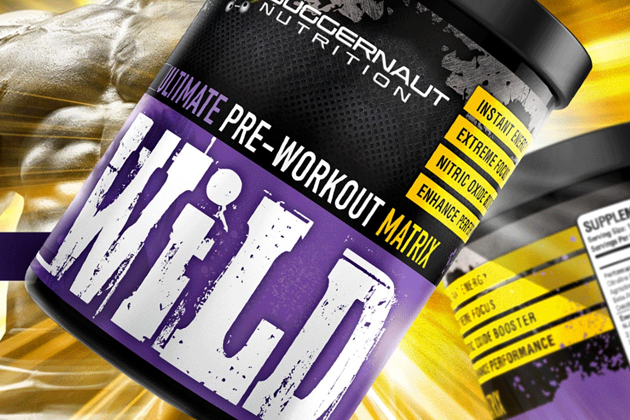 Juggernaut Nutrition Wild Booster