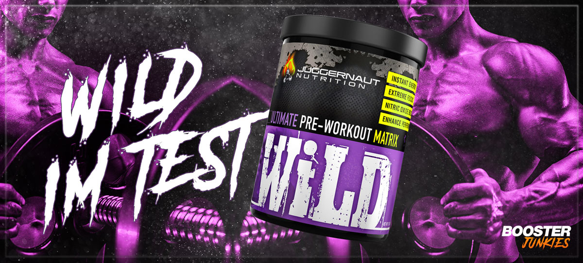 Juggernaut Nutrition Wild Review
