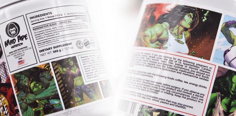 The Hulk Booster Header