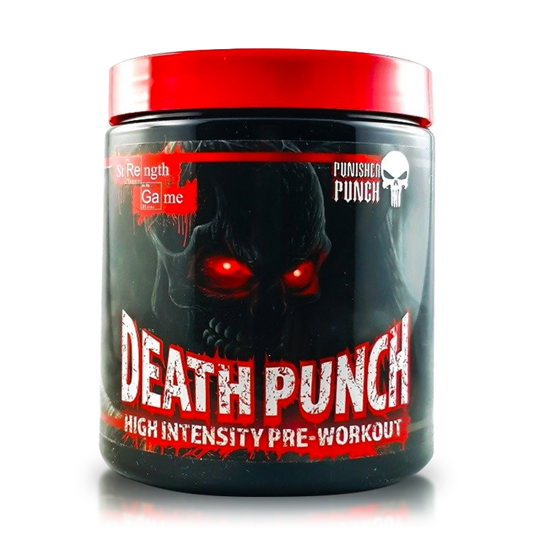 Death Punch Booster